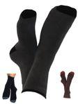 Albero Frottee Socken Bio-Baumwolle Sportsocken Bettsocken
