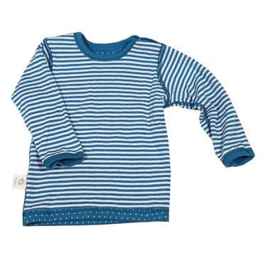 Kinder Wende Langarm Shirt Bio-Baumwolle Wendeshirt – Bild 6