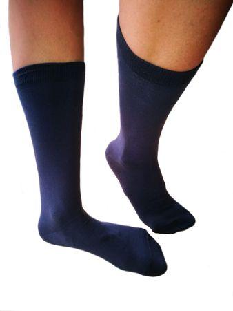 Albero 2 Paare Socken Bio-Baumwolle GOTS Unisex – Bild 7