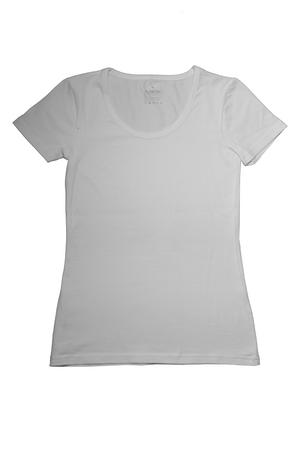 Albero Damen Kurzarmshirts Bio-Baumwolle T-Shirt 4412 – Bild 3