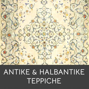 Antike Halbantike Teppiche