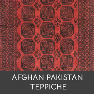 Afghan Pakistan Teppiche Orient