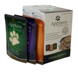 Applaws Cat Chicken Selection Pouches 12x 70g – Bild $_i
