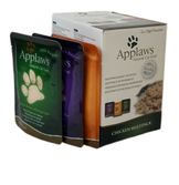 Applaws Cat Chicken Selection Pouches 12x 70g 001