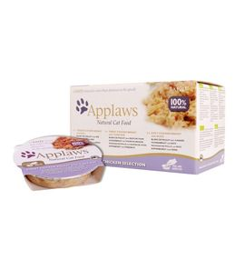 Applaws Cat Multipack Chicken Selection Pots 8 x 60g – Bild $_i