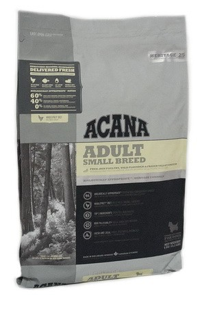 Acana Heritage Adult Small Breed 6,0kg