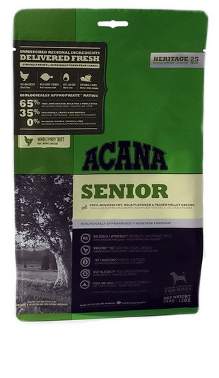 Acana Heritage Senior Dog 340g