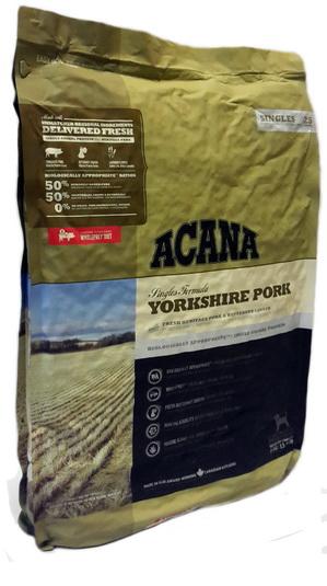 Acana Yorkshire Pork 6,0kg