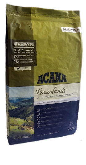Acana Grasslands Dog 11,4kg *Sonderangebot*