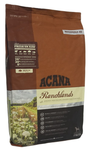 Acana Ranchlands Dog 11,4kg