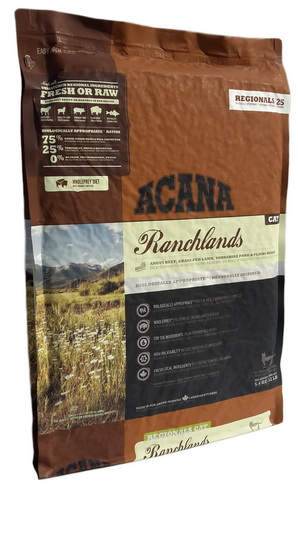 Acana Ranchlands Cat 5,4kg *Angebot*