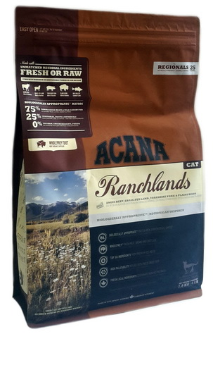 Acana Ranchlands Cat 1,8kg *Sonderangebot*