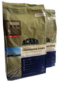 Big Pack Acana Yorkshire Pork 22,8kg (2x 11,4kg) – Bild $_i
