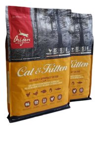 Big Pack Orijen Cat & Kitten Whole Prey 10,8kg (2x 5,4kg) – Bild $_i
