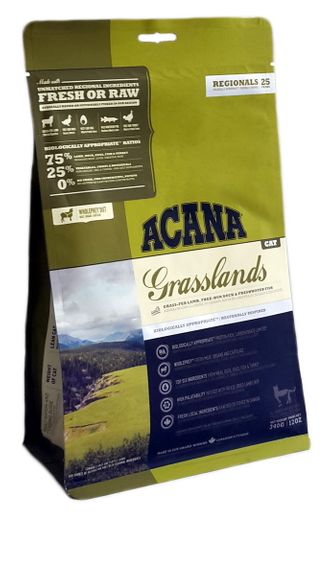Acana Grasslands Cat & Kitten 340g