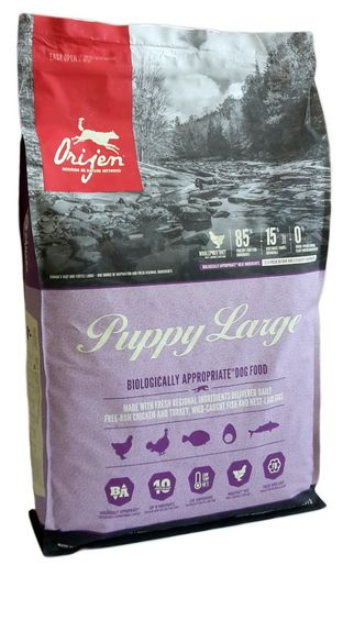 Orijen Puppy Large Whole Prey 11,4 kg