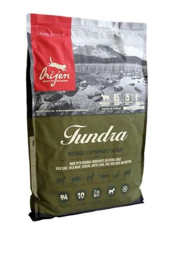 Orijen Tundra Cat 5,4kg *Sonderangebot* MHD 6.10.2018