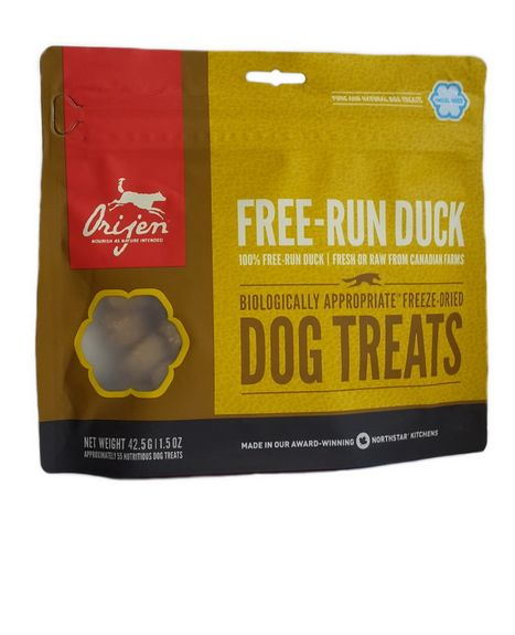 Orijen Free Run Duck Freeze Dried Treat 42,5g