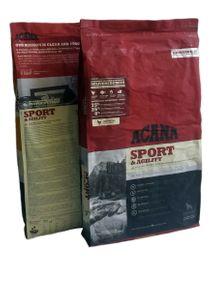 Big Pack Acana Heritage Sport & Agility 22,8kg (2x11,4kg) – Bild $_i