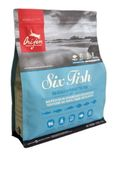 Orijen 6 Fish Cat Whole Prey 1,8 kg Angebot - MHD 29. März 2019 001