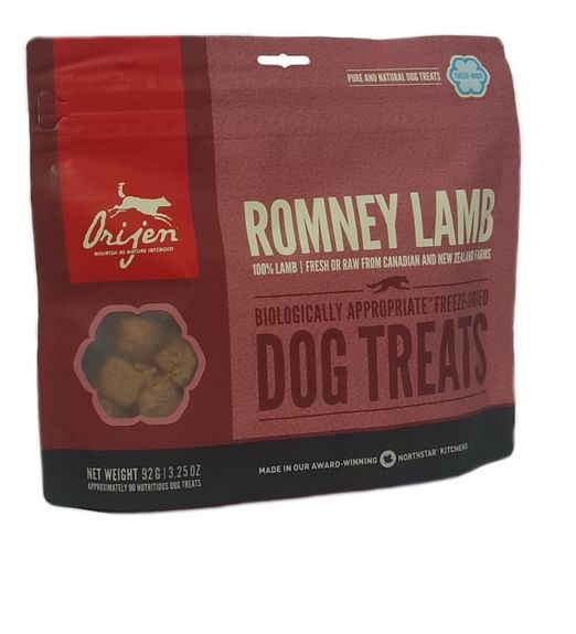 Orijen Romney Lamb Freeze Dried Treat 92g