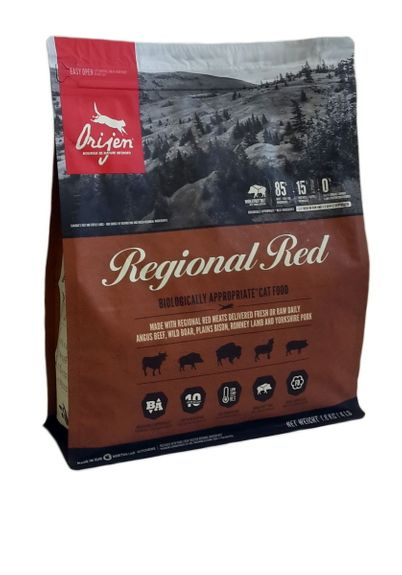 Orijen Regional Red Cat Whole Prey 1,8kg