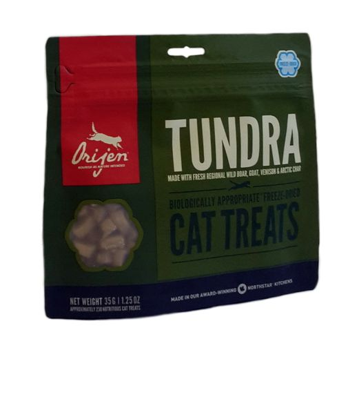 Orijen Tundra FD-Treat Cat 35g