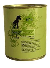 Dogz Finefood No.4: Huhn und Fasan 800g – Bild $_i