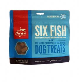 Orijen 6 Fish Dog FD-Treat 42,5g – Bild $_i