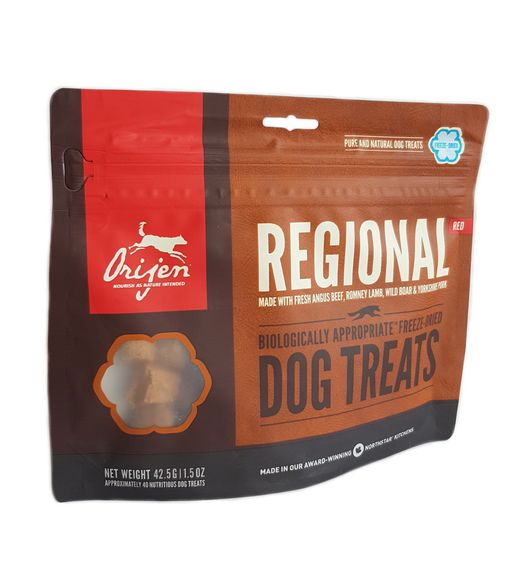 Orijen Regional Red FD Treat 42,5g
