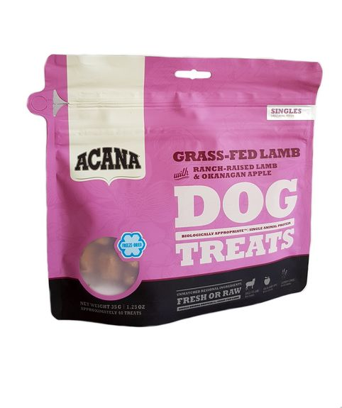 Acana Grass Fed Lamb Freeze Dried Treat 35g
