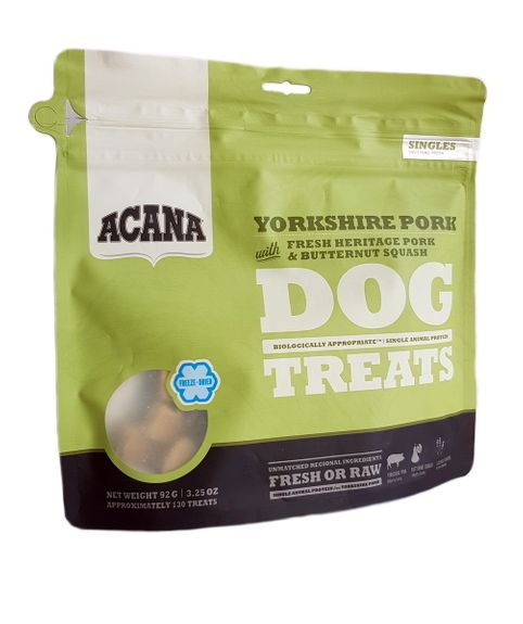 Acana Yorkshire Pork FD Treat 92g