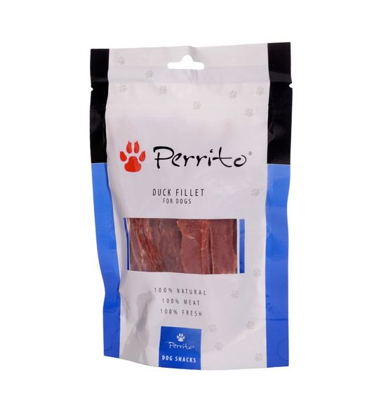 Perrito Snack Duck Fillet 100g