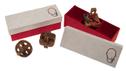 Geschenkbox mit Knobelspielen, Holz-Spiel, Denkspiel, Knobelspiel, Geduldspiel aus Holz – Bild 5