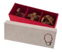 Geschenkbox mit Knobelspielen, Holz-Spiel, Denkspiel, Knobelspiel, Geduldspiel aus Holz – Bild 7