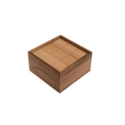 I-QUBE (Fred Horn, Niederlande, 2005), Gesellschaftsspiel für 2 Personen, Familienspiel, Brettspiel, Gesellschaftsspiel aus Holz – Bild 4