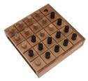 SWITCH, (Hartmut Kommerell, Deutschland, 2017), ein Spiel für zwei Taktiker, Taktik-Spiel aus Holz – Bild 3