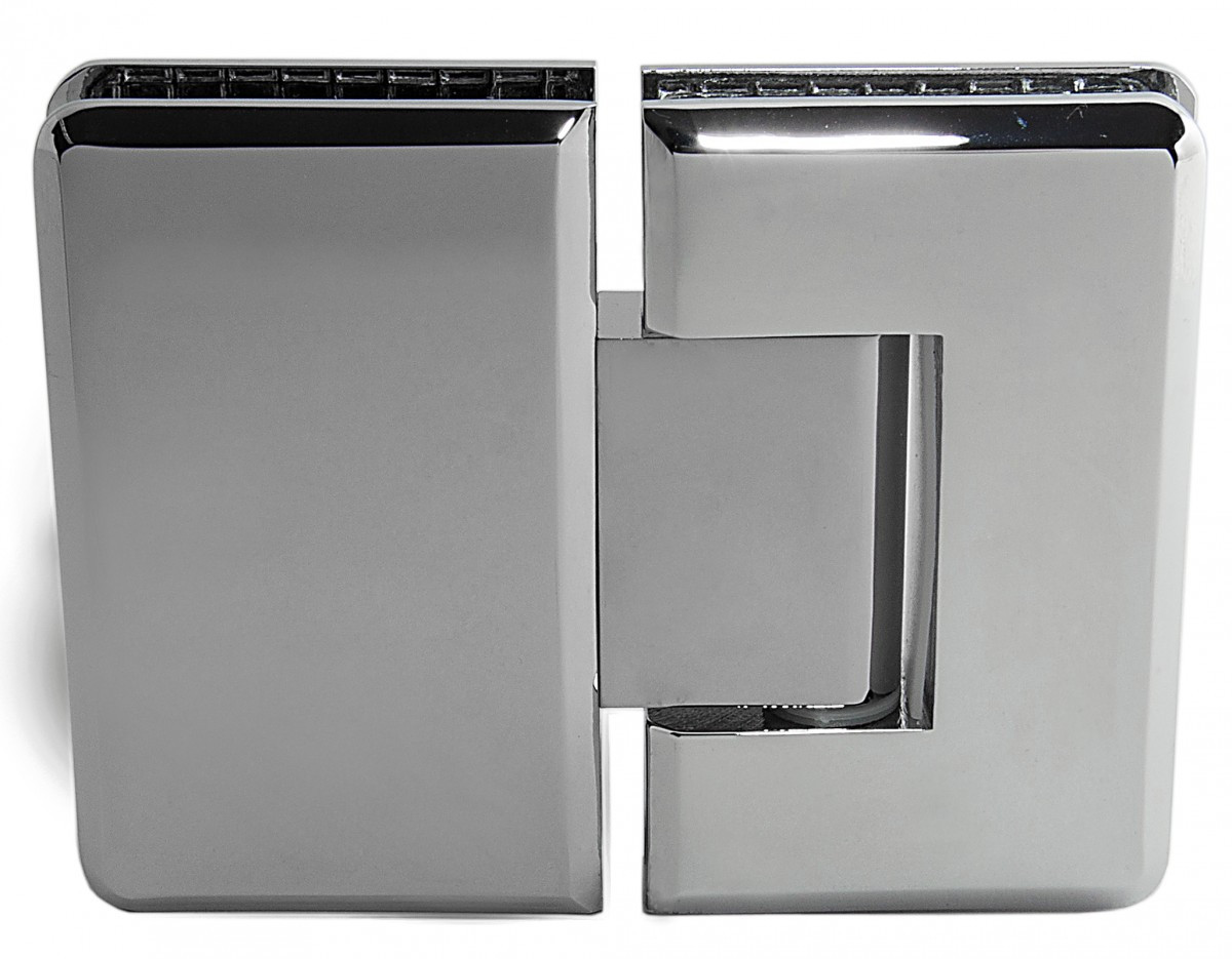 duscht rbeschlag scharnier f r dusch t r talais glas glas 180 chrom duschbeschl ge 232200203. Black Bedroom Furniture Sets. Home Design Ideas