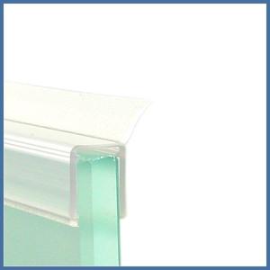 Mitteldichtprofil für Duschen für 6-8mm Glas Duschen, 2010mm – Bild 2