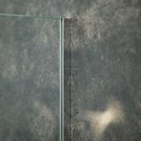 Aluminium U-Wandprofil, 2010 x 20 x 15 x 20 x 1,5mm, Chrom/VA/Matt 001