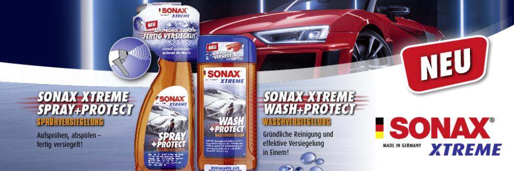 SONAX XTREME Ceramic SprayVersiegelung 750ml