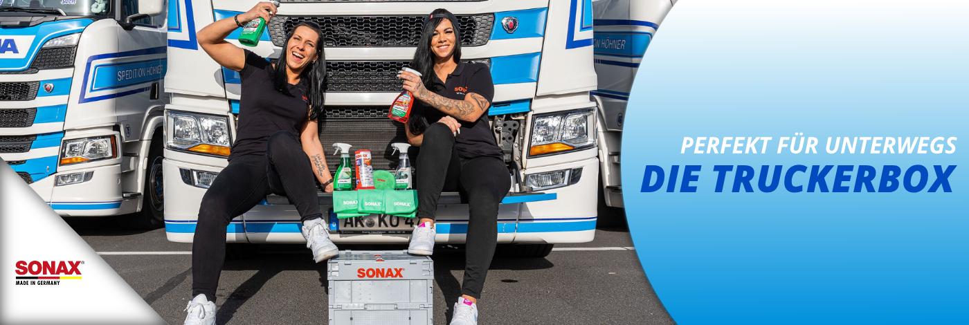 SONAX Truckerbox