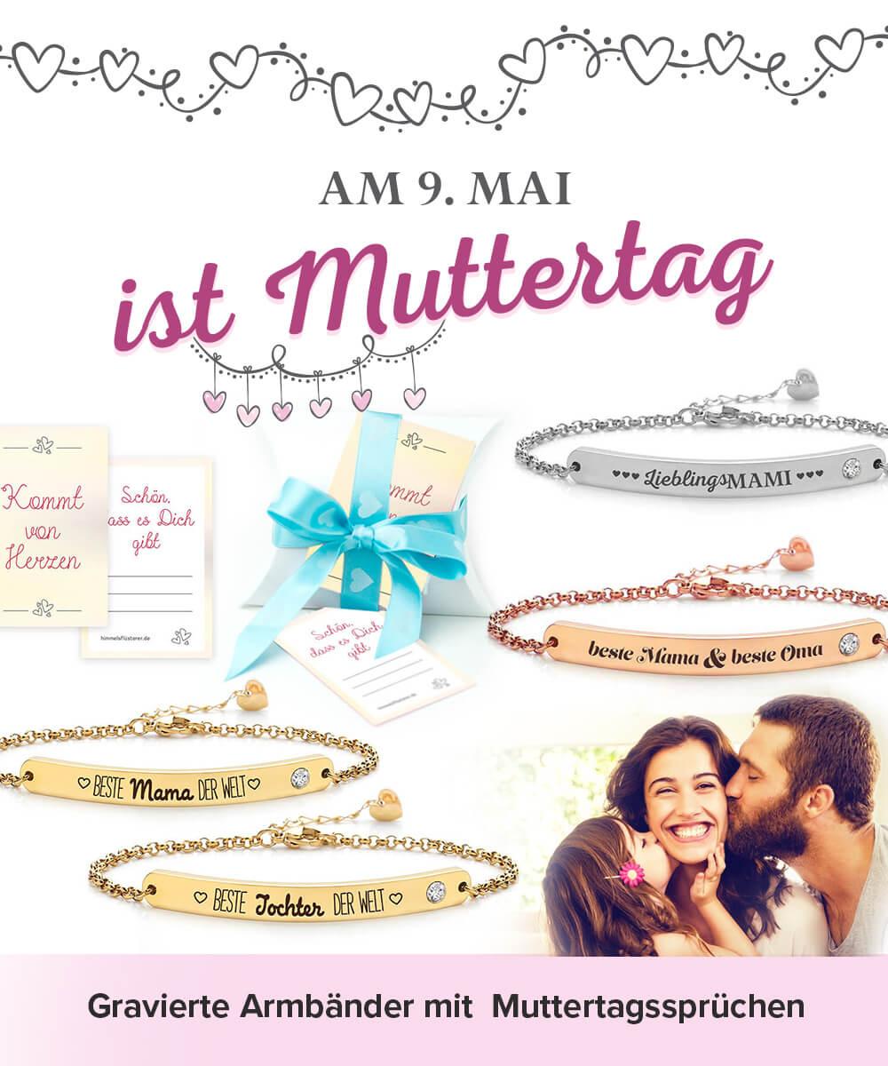 2117 Armbänder für Mamas (Muttertag)