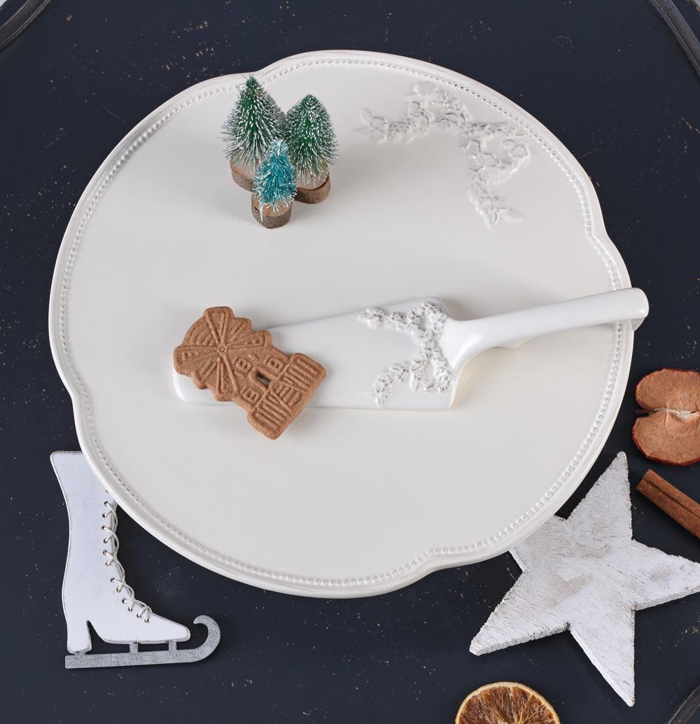 Tortenständer Shabby Tortenteller Etagere Kuchenteller Tortenplatte Kuchenplatte