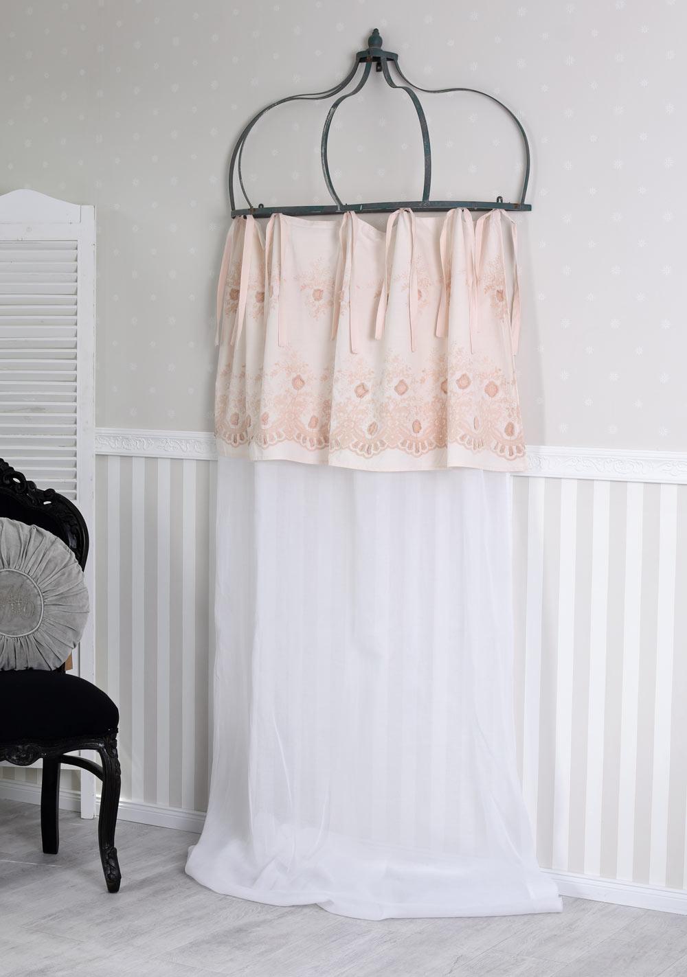 voilages t te de rideau style maison de campagne rideau. Black Bedroom Furniture Sets. Home Design Ideas