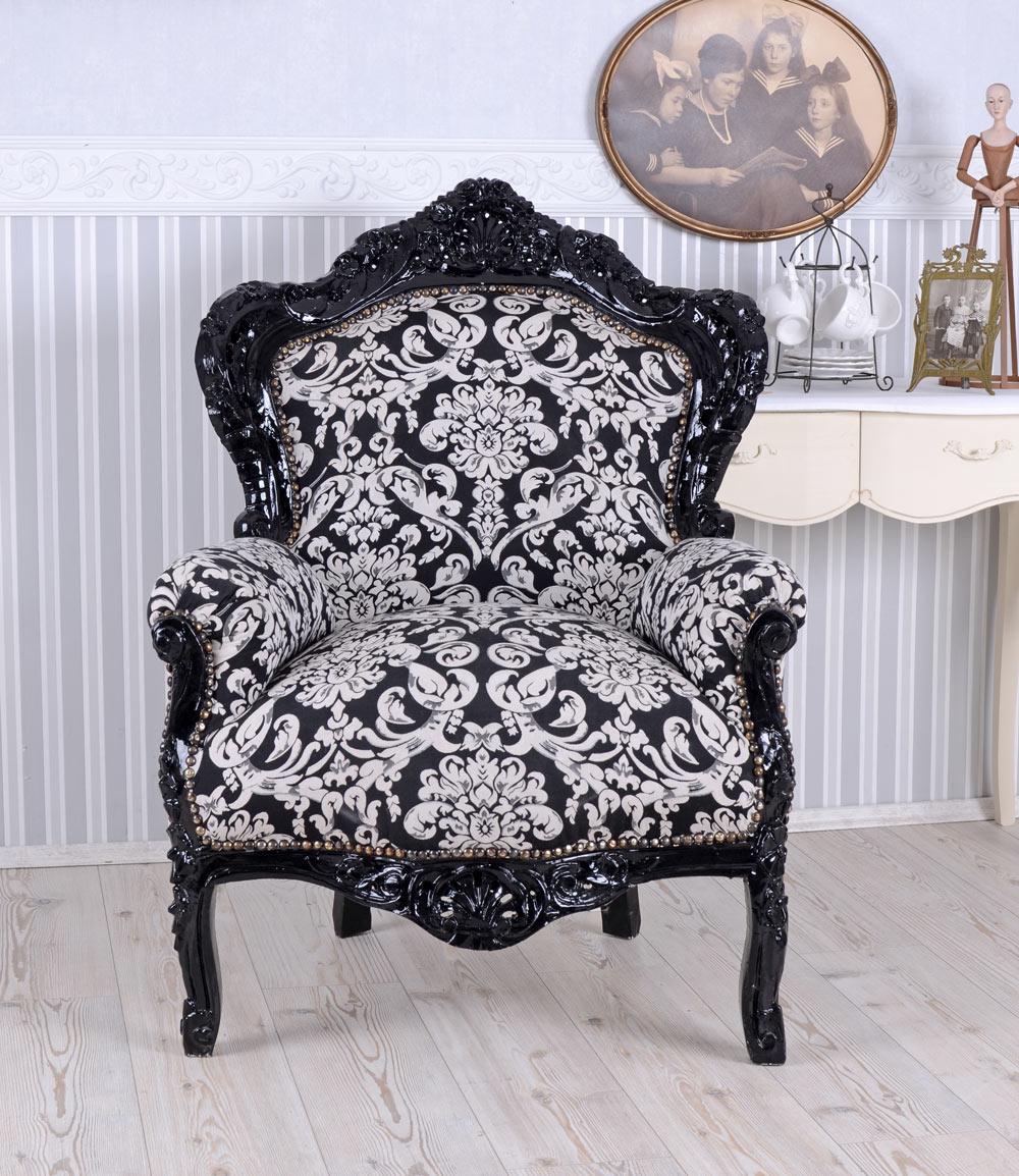 barocksessel antik sessel vintage armlehnstuhl retro stuhl thron ebay. Black Bedroom Furniture Sets. Home Design Ideas