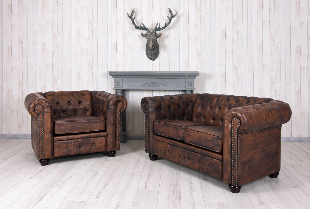 englischer sessel chesterfield fernsehsessel kaminsessel kunstleder clubsessel ebay. Black Bedroom Furniture Sets. Home Design Ideas