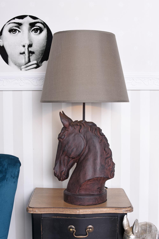 Vintage Lampe Tierfigur Lampe de table lapin Lampe de chevet Lampe de chevet blanc