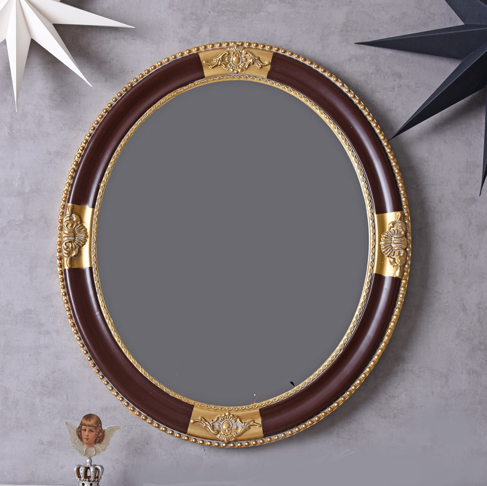 spiegel rund wandspiegel barock dekospiegel kaminspiegel. Black Bedroom Furniture Sets. Home Design Ideas
