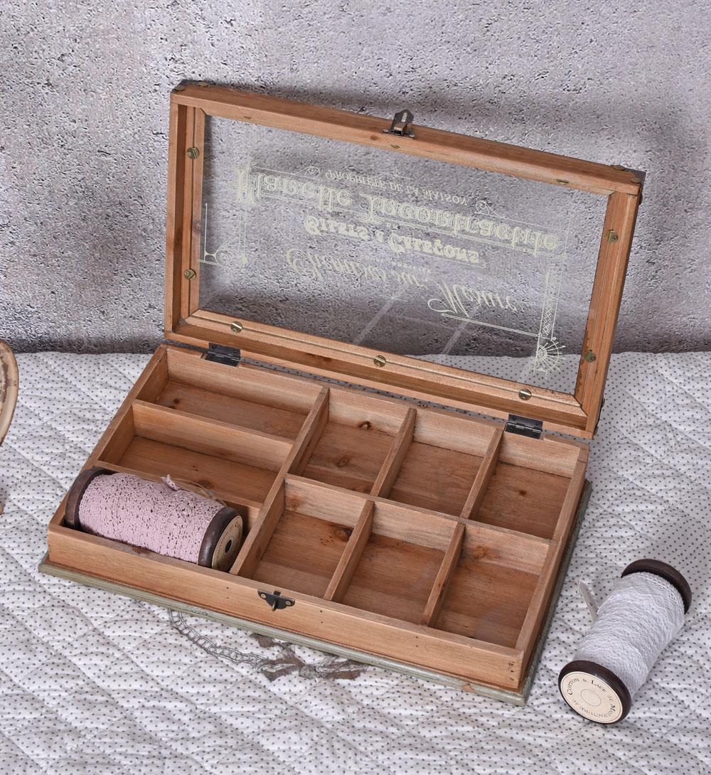 Setzkasten Sammlerbox Vitrinenkasten Deckelkasten Schmuckkasten Schaukasten